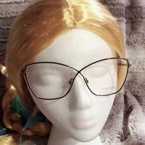 Authentic Tom Ford women eyeglasses FT5518/001